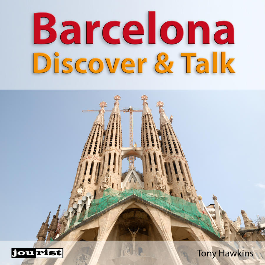 Barcelona. Discover & Talk.