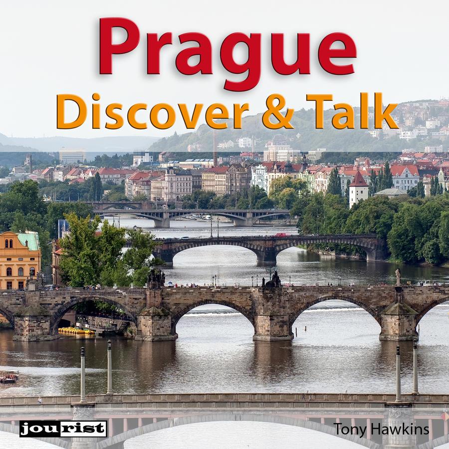 Prague. Discover & Talk.