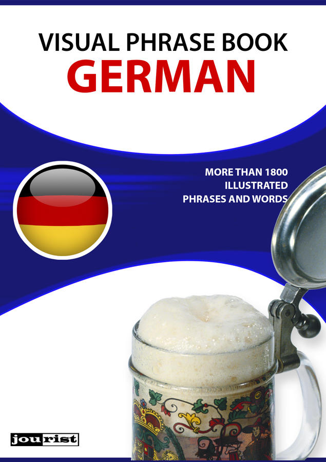 Visual Phrase Book German
