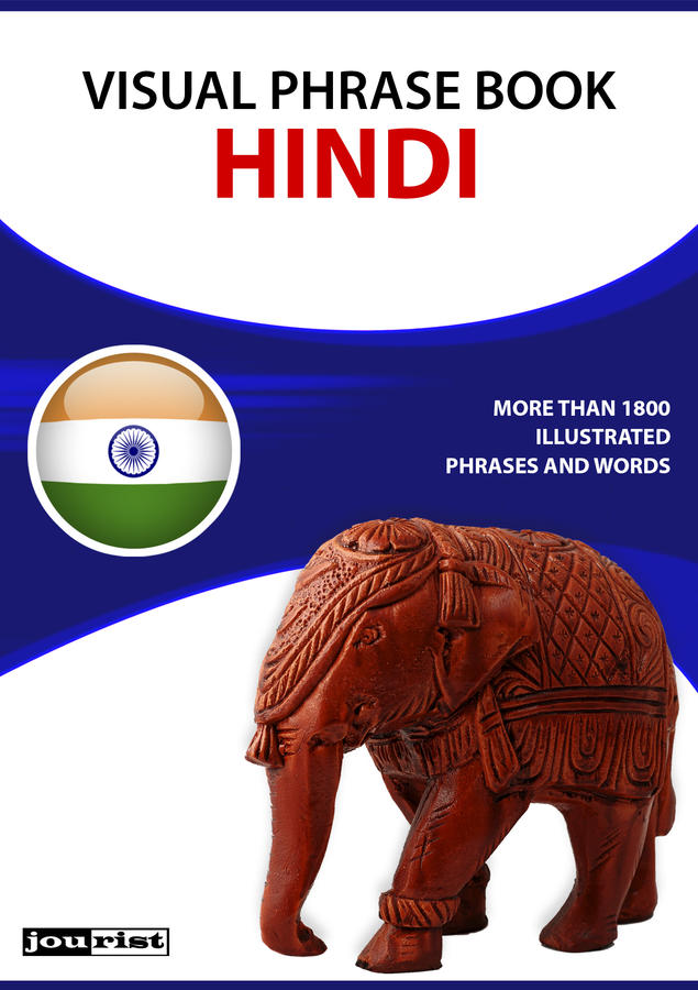 Visual Phrase Book Hindi