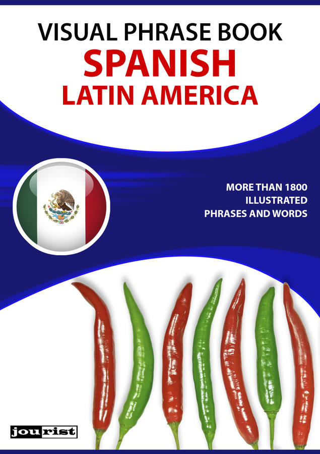 Visual Phrase Book American Spanish