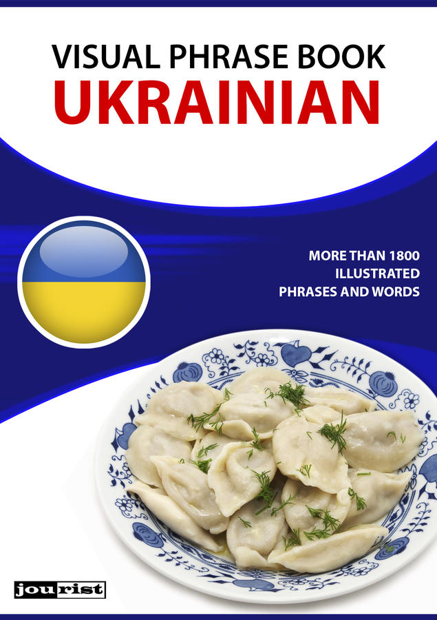 Visual Phrase Book Ukrainian
