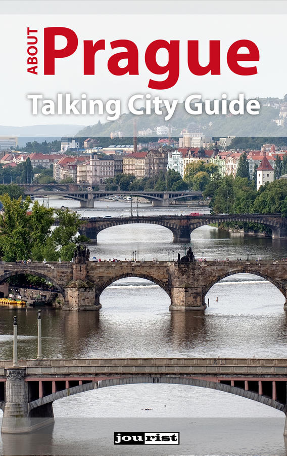 About Prague. Talking City Guide